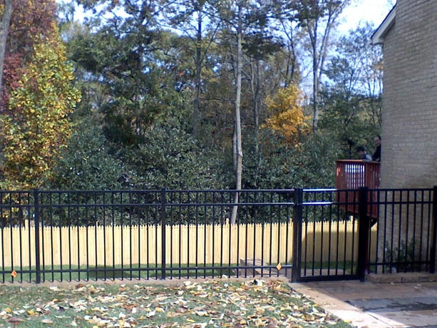 Aluminum Fence by Phoenix Fence And Deck