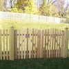 Popcicle picket fence
