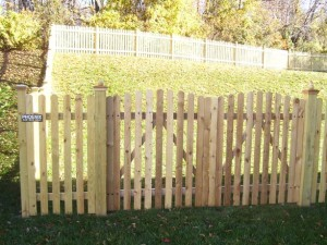 Popsicle Picket Fence