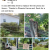 Customer Feedback posted for Phoenix Fence and Deck